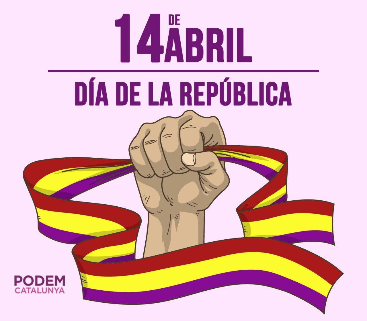 Per la igualtat, la llibertat i la fraternidad, per una república al servei de les persones