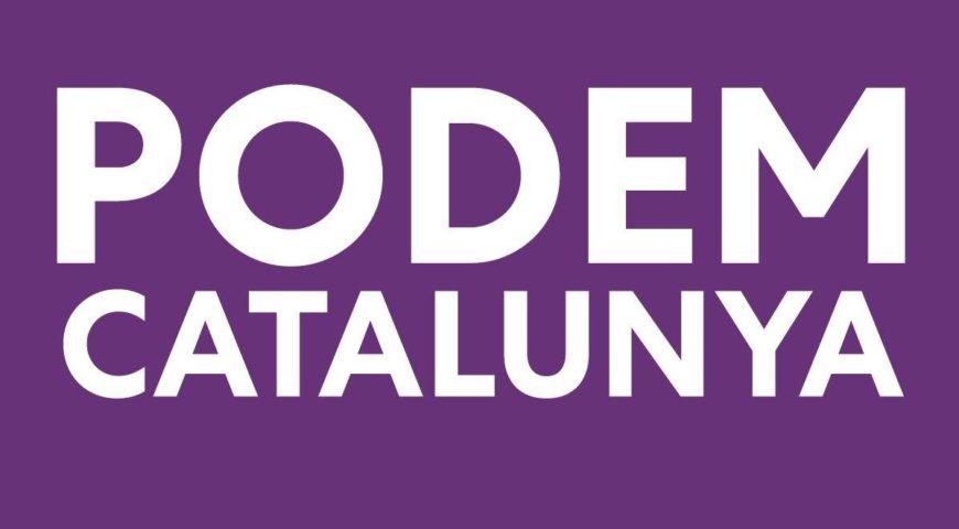 Podem Catalunya consulta amb la seva militància l'elaboració del futur programa electoral