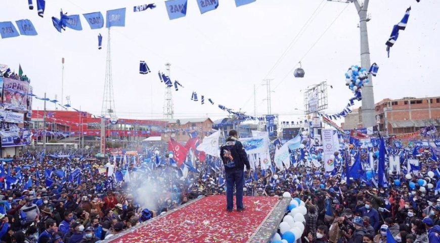 Comunicado sobre resultado de elecciones generales en Bolivia