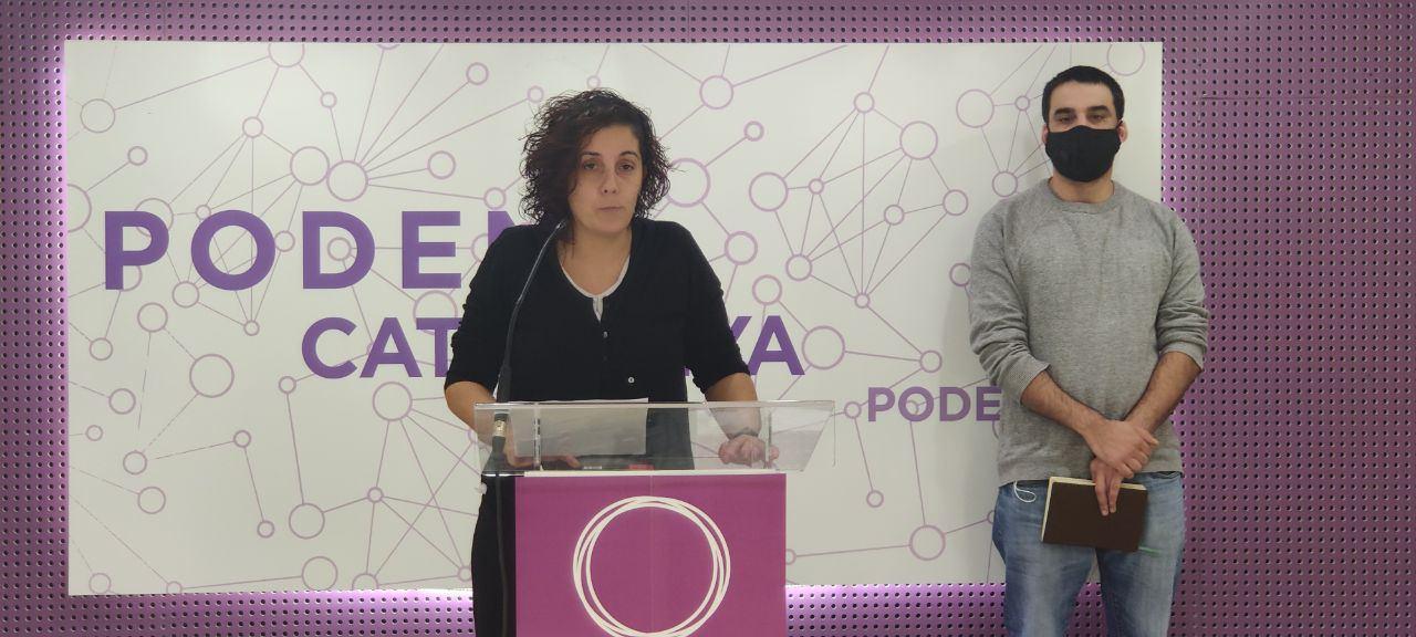 """Conchi Abellán: """"Només sortirem d'aquesta situació amb una aposta contundent i ambiciosa per la sanitat pública"""""""