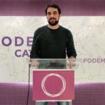 """Lucas Ferro: """"Catalunya necessita una força progressista sense por a JxCat"""""""