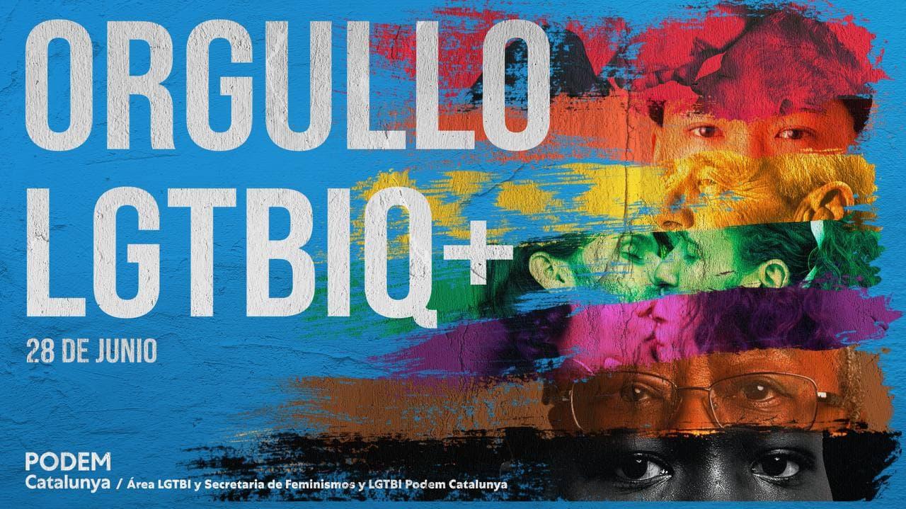 Manifest Orgull LGTBI+ 2021