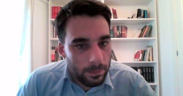 """Lucas Ferro: """"El Govern ha de plantar-se davant la proposta d'AENA i plantejar un pla de recuperació just i sostenible per a Catalunya"""""""